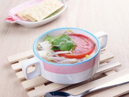 番茄豆芽汤