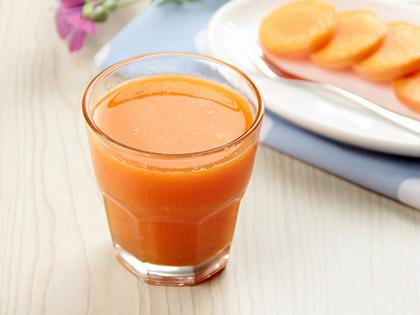 蜂蜜胡萝卜蜜瓜汁