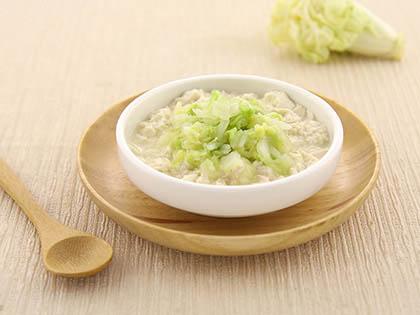大白菜拌豆腐