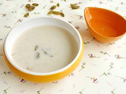 豆浆燕麦粥