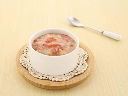 西红柿土豆瘦肉羹