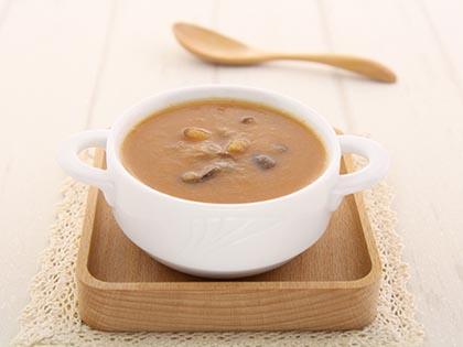 莲藕胡萝卜香菇汤