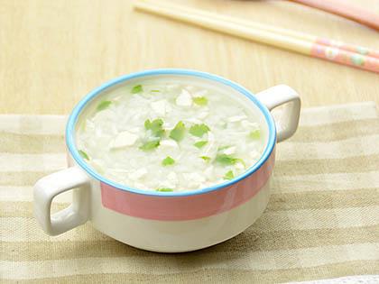 豆腐芹菜软饭