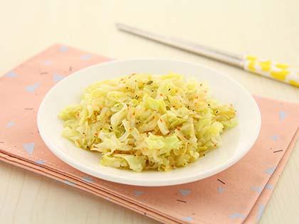虾米清炒卷心菜