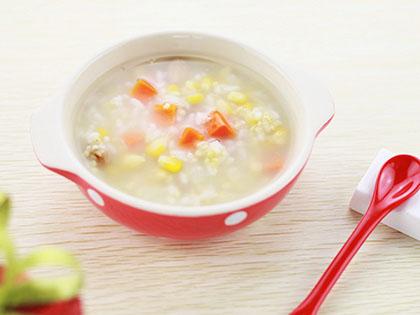 什锦小米粥