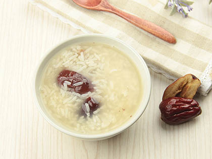 红枣糯米粥
