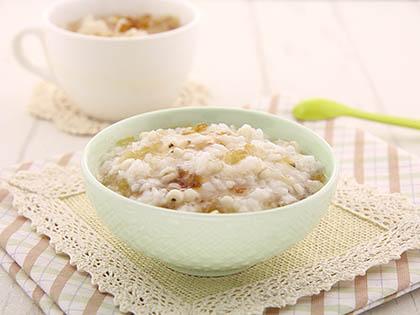 桃胶薏米羹