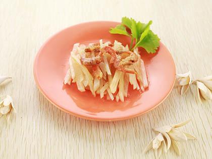虾米萝卜丝