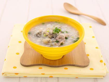 鲜蚝瘦肉粥