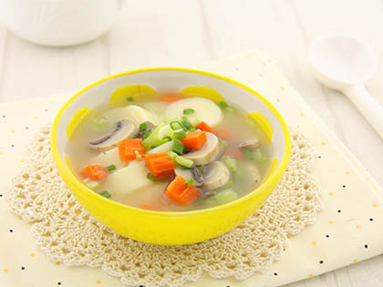 什锦烩日本豆腐