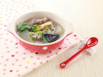 淡菜冬瓜汤