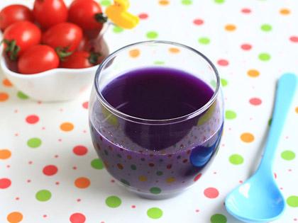 蜂蜜紫甘蓝汁