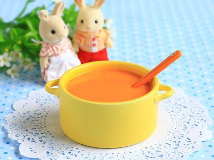 甜蜜胡萝卜玉米泥