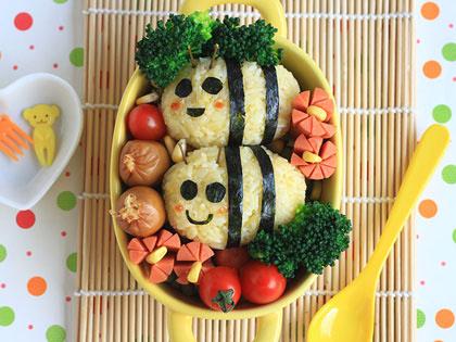 小蜜蜂饭团