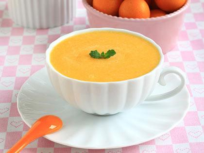 鲜橙柚子汁