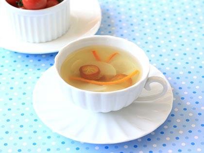 消食萝卜汤