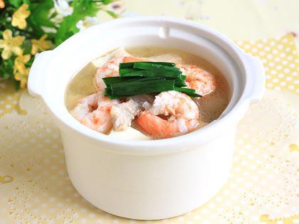 砂锅老豆腐