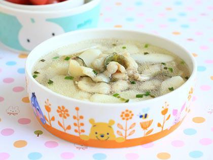 山药鱼片汤