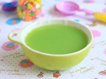 西兰菜花汁