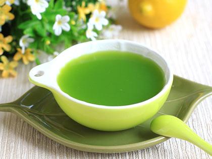 生菜苹果汁
