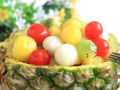 菠萝沙拉船