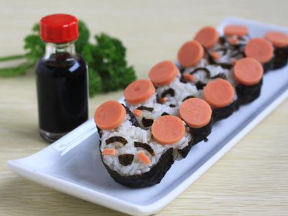 小熊紫菜寿司
