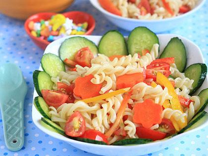意粉蔬菜沙拉