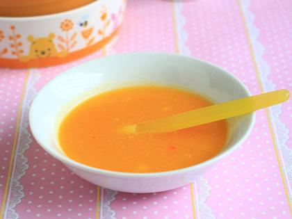 胡萝卜菠萝汁