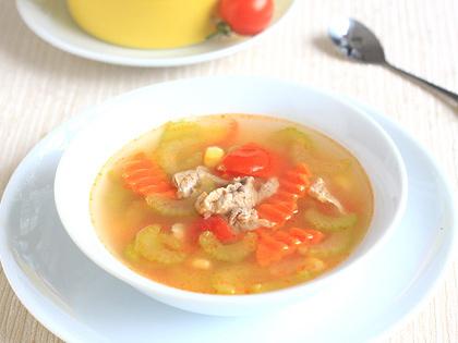 蔬菜瘦肉汤