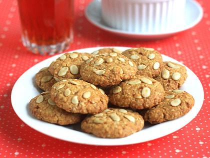 营养燕麦饼干
