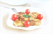 妙趣小厨房 香喷喷酥脆土豆饼