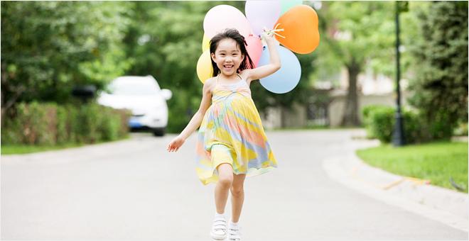 小清新萌妹的夏日美拍