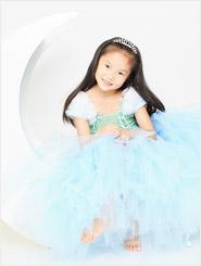 甜美小公主的夏日美拍