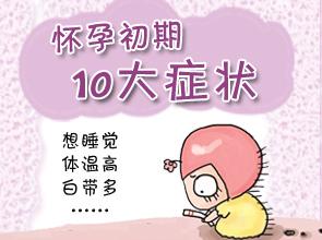 10大怀孕症状   目录   怀孕初期有哪些症状   怀孕的征兆高清图片