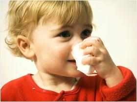秋季转凉 宝宝感冒防护有道