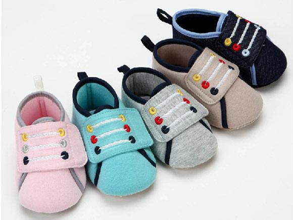 自己用布做宝宝鞋图解