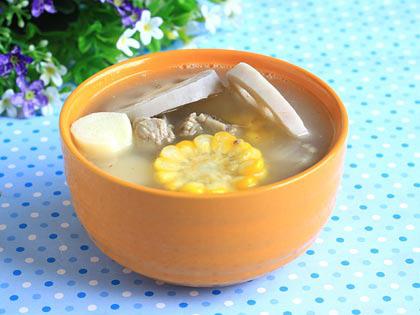 玉米排骨汤 滋补又美味